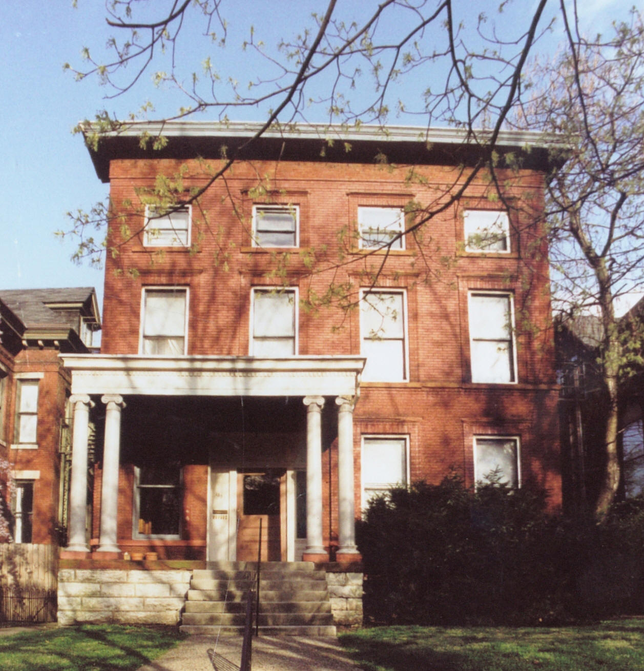 Old Louisville House By House- 1337 S Third Street